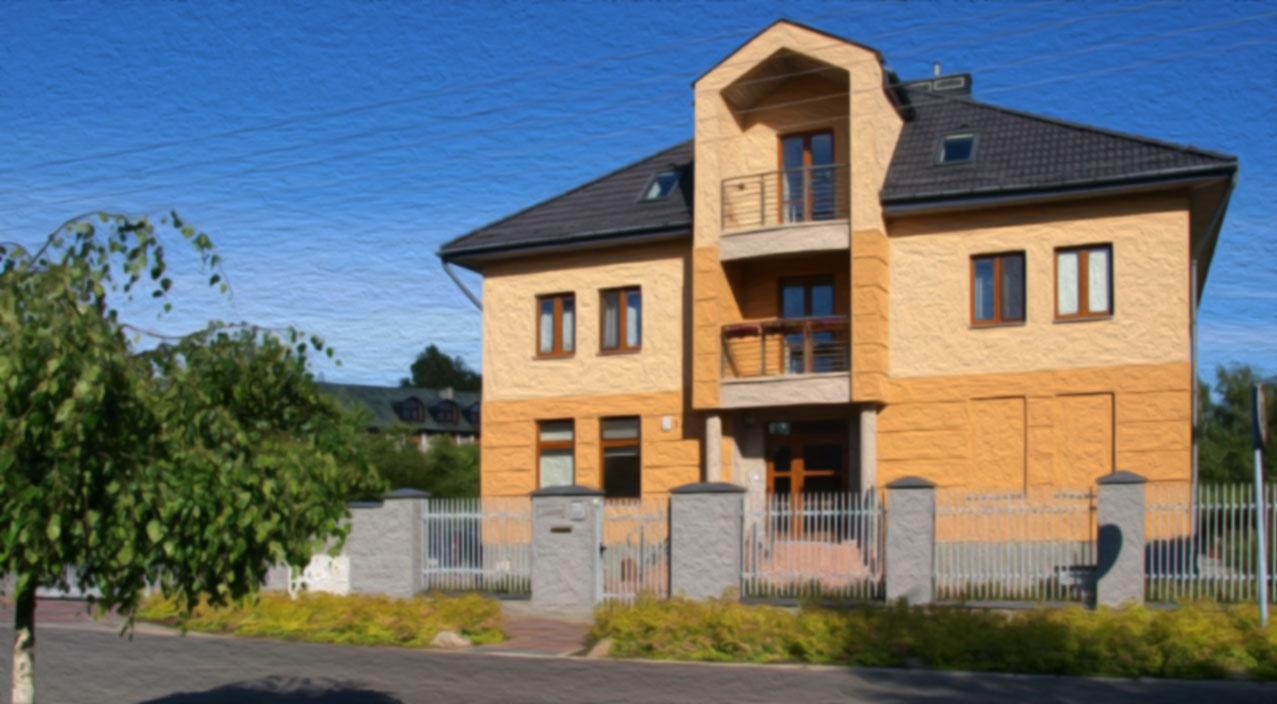 Zdjęcia Domu Zakonnego